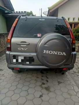 Jual mobil honda crv 2003 matic tanpa perantara pemakaian pribadi