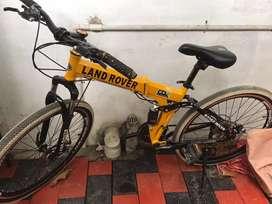 LAND ROVER   (BICYCLE)(UAE)
