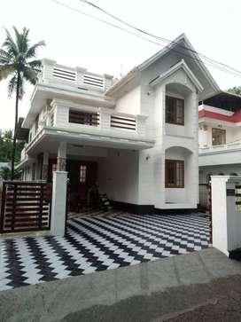 1950SqFtvilla/9 cent/4 bhk/84 lakh/Thiroor Thrissur
