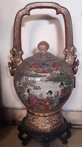guci murah keramik china antik