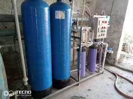 RO WATER PLANT 1000  ltr Rs.65000