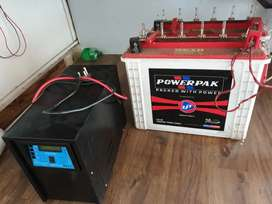 UPS 1KVA with 2x240ah battery