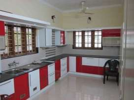 Duplex residential 3 BHK house for sale in palakkad town