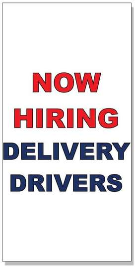 Hiring for Delivery Boys!