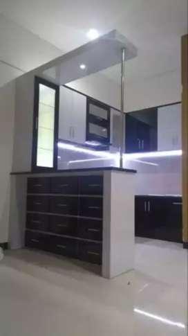 Kitchen set hpl multiplex