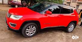 Jeep compass limited option top model