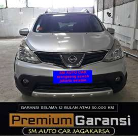 NEW NISSAN GRAND LIVINA 1.5 X GEAR 2014 AT,DP CICILAN TERJANGKAU