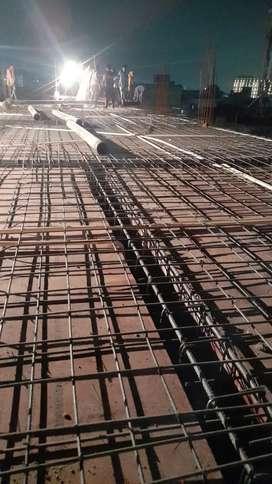 Construction work