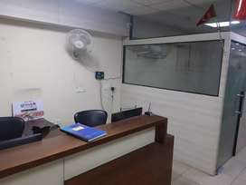 Office for rent model town very good location