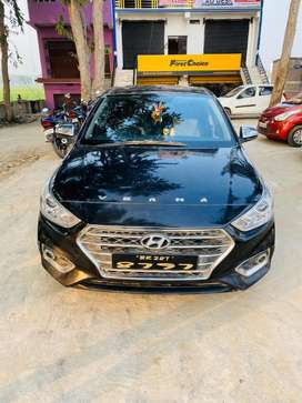Hyundai Verna Fluidic 1.6 CRDi SX Opt Automatic, 2018, Petrol