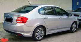 Honda City Fresh Model Available On Rent With Driver