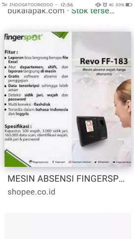 FINGERSPOT REVO FF 183
