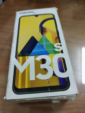 Samsung m30 s ram 4 /64 rngkap murah