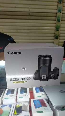 Canon Eos 3000D cicilan tanpa kartu kredit kanay shop