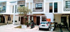Rumah Nyaman Semi Furnished di Pondok Cabe