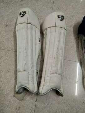 SG club Wicket keeping pads
