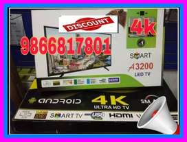 New led 4k 32 inch led smart full features