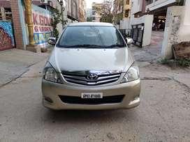 Toyota Innova 2.5 G 8 STR BS-III, 2011, Diesel