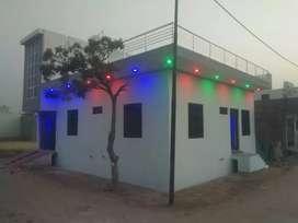 New house raising