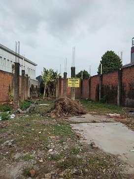 Dijual Tanah di Jalan Utama (Jl. Yos Sudarso) Samping TASPEN utk USAHA