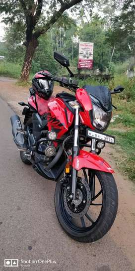 Its hero xtreme 200r in good condition and single owner use