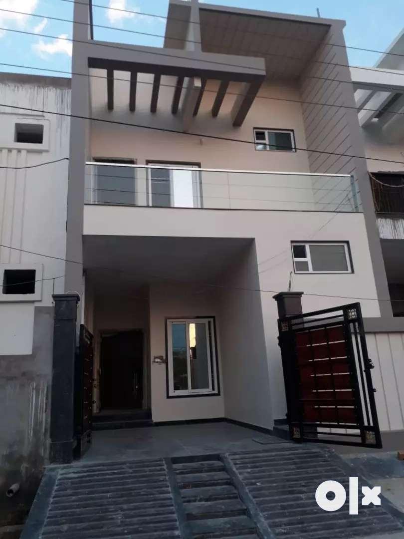 3bhk duplex with quality 0
