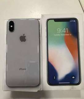 Iphone x 1 year old  mint condition