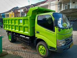 Dump Truck Hino HD-130 Tahun 2014