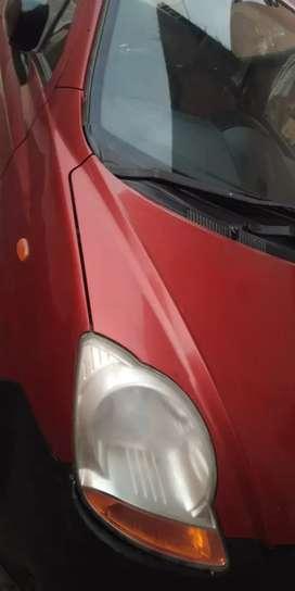 Cng petrol car