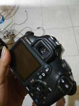 Canon 1100d lensa fix
