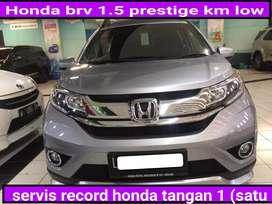 Brv 1.5E prestige automatic/at 2016 low km seperti baru