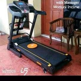 big treadmill elektrik i5 monza XT-119 electric semarang