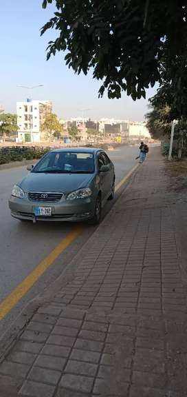 Corolla for rent