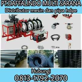 Penjual mesin las pipa hdpe mesin SHDS-SHD