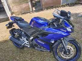 Yamaha r15 v3 new condition