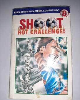 Komik Shoot Hot Challenge