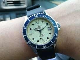 Ori 90s Tag Heuer 1000 submariner Luminous Dial night diver seamaster