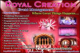 Royal Creations Event Management