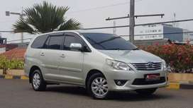 Grand Innova Diesel 2.5 G AT 2012 LIKE NEW !!!