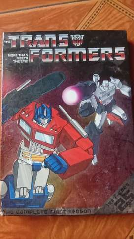 Transformers the complete first season 1984-2009
