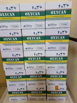 Dijual obral Tabung oksigen portable Oxycan 500cc