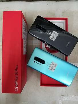 Oneplus 8 pro 8+128 - full kit with Bill box accessories
