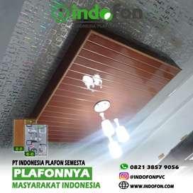 Menerima Pasang Plafon PVC Murah Kualitas Istimewa di gunung kidul