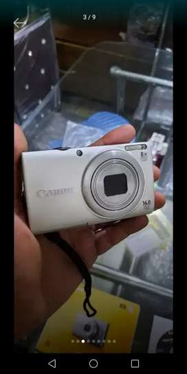 Canon a4000 Is read add
