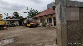 Disewa Gudang Terbuka dan kantor di Narogong