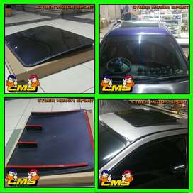 sunroof dummy. moonroof dummy universal. bahan ABS high quality