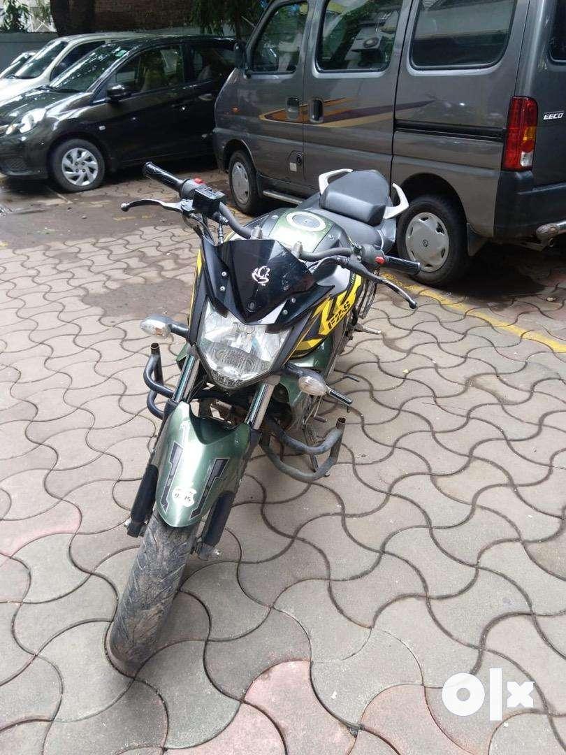 Yamaha fzs military colour 0