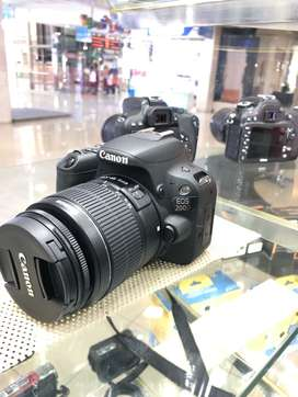 Canon EOS 200D Kit 18-55MM Promo Cash dan Kredit