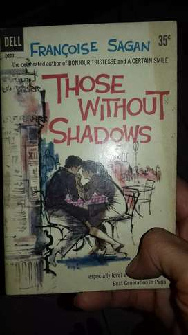 Novel impor cetakan 1959 those without shadows
