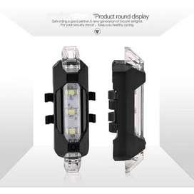 Lampu Sepeda Usb - Limboo
